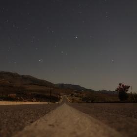 Noc na Krétě