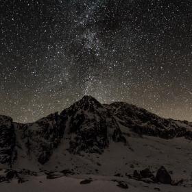 Hvězdy nad Tatrou