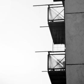 Gradace balkónů