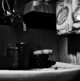 Umývací kout