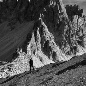 Zastavení v horách