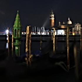 Venezia o půlnoci