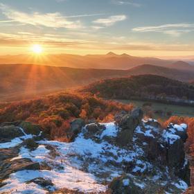 Setkání podzimu se zimou