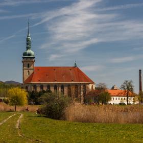 Kostel na kolečkách