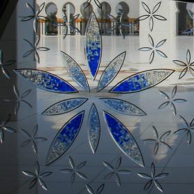 Okno v mešitě