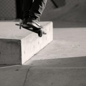 Skok na bedínku