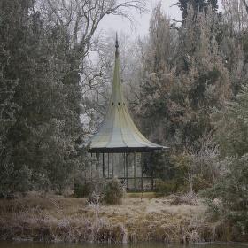 Zimní altánek