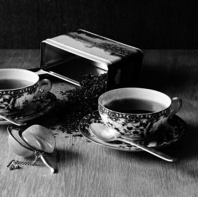 Čaj o páté...