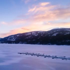 Zima v Norsku