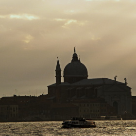 Soumrak v Benátkach