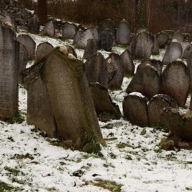 Židovský hřbitov Rábí