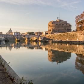 Na břehu Tiberu