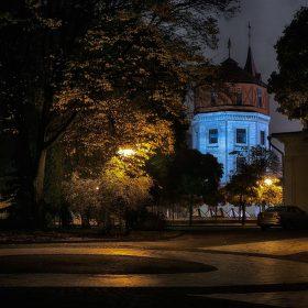 Kresčatský park - Muzeum vody