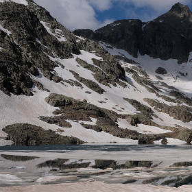 Ibon Alto de Pecico - Pyreneje
