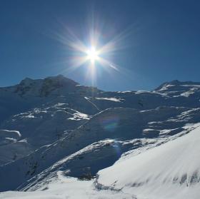 Hintertux Gletscher, Rakousko