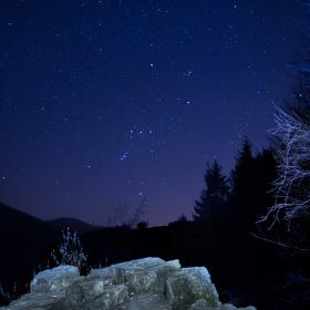 ...hvězdy