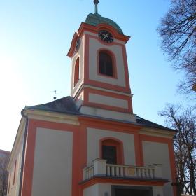 kostelik v zabrehu