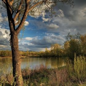 Aprílový rybník