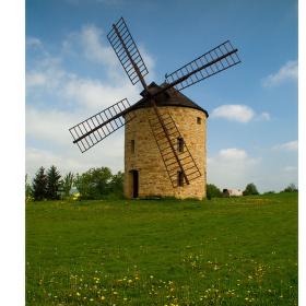 Větrný mlýn.....