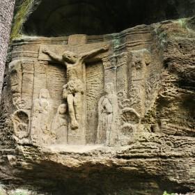 Reliéf Krista.