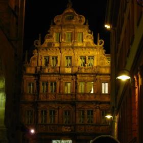 Kamenná krása - Heidelberg