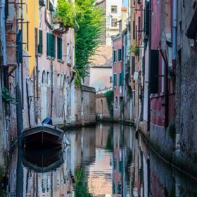 Benátská pohlednice