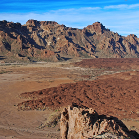 Pod sopkou (El Teide)