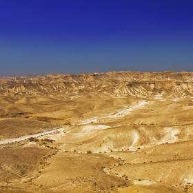 Judská poušť