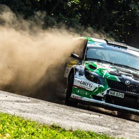 Barum rally 2017, Fabia S2000