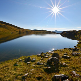 Jezero Augstsee
