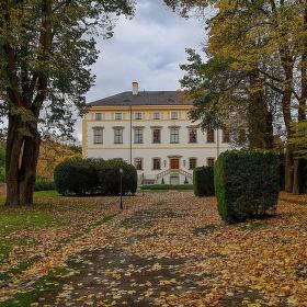Podzim na zámku