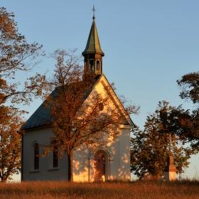 Podzimní Kostelíček v Líšni