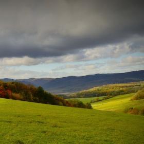 Barvy a světla podzimu