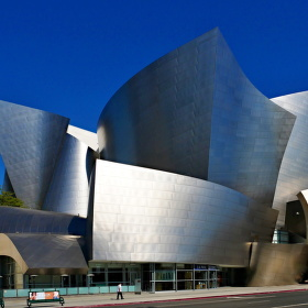 USA,Californie,Los Angeles - Walt Disney Concert Hall