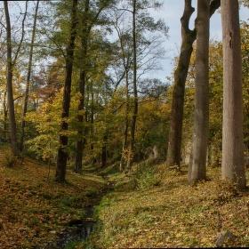 Podzim pod hradbami