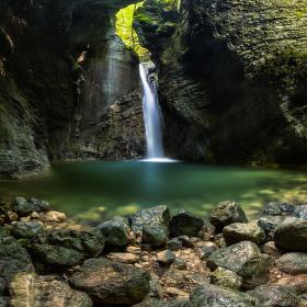 Slovinský vodopád