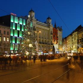 Předvanočně vánočni Brno