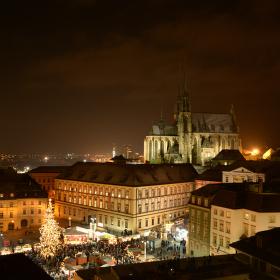 Vánoční Brno