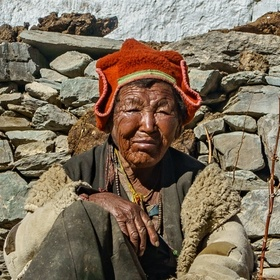 Žena z vesnice Cha II.