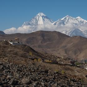 Dhaulaghiri (8167m.n.m)