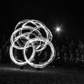 Tanec s ohňem