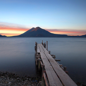 lake Atitlan-Guatemala
