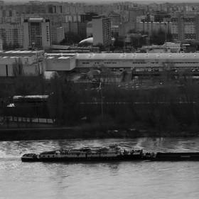 Lod´ na Dunaji