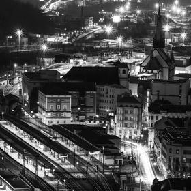 Město jak na dlani