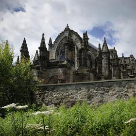 Slavná Rosslynská kaple, Skotsko