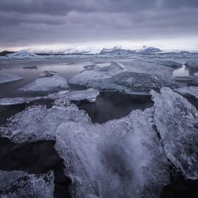 Jezero Jökulsárlón