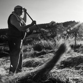 Zemědělské práce v malém