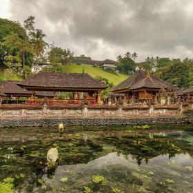 chrám Tirta Empul