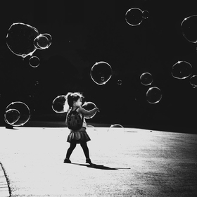 Hra s bublinkami