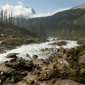 Ledovcová řeka